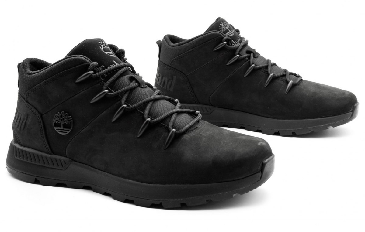 Details about Timberland Euro Sprint Trekker A1YN5 Leather HikingWinter Boots